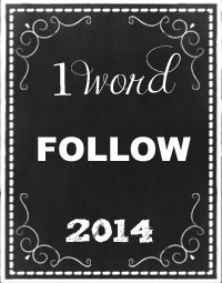 OneWord2014FOLLOW