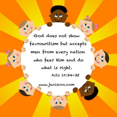 acts 10 This means that acts 10 is also about peter overcoming racial prejudice  regarding gentiles the application for us today is that the gospel.