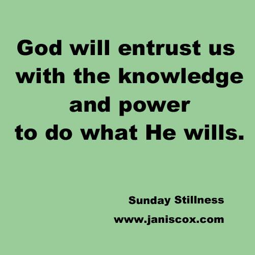 God-will-entrust-us
