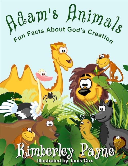 adam's animals web cover