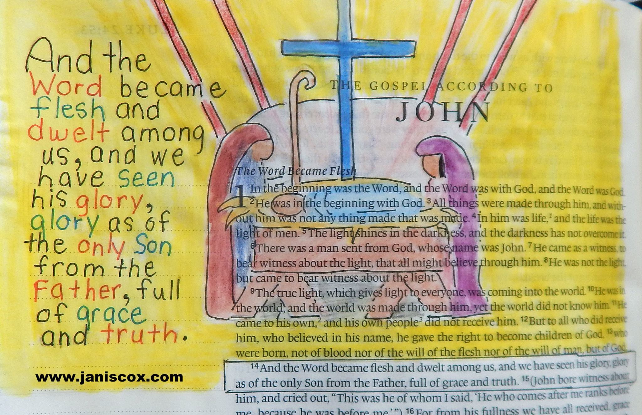 Bible Painting — Have you tried it? – ART + marketing