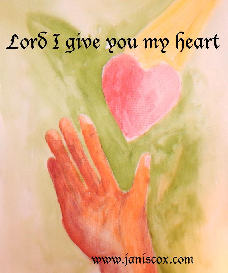 i give you my heart pdf
