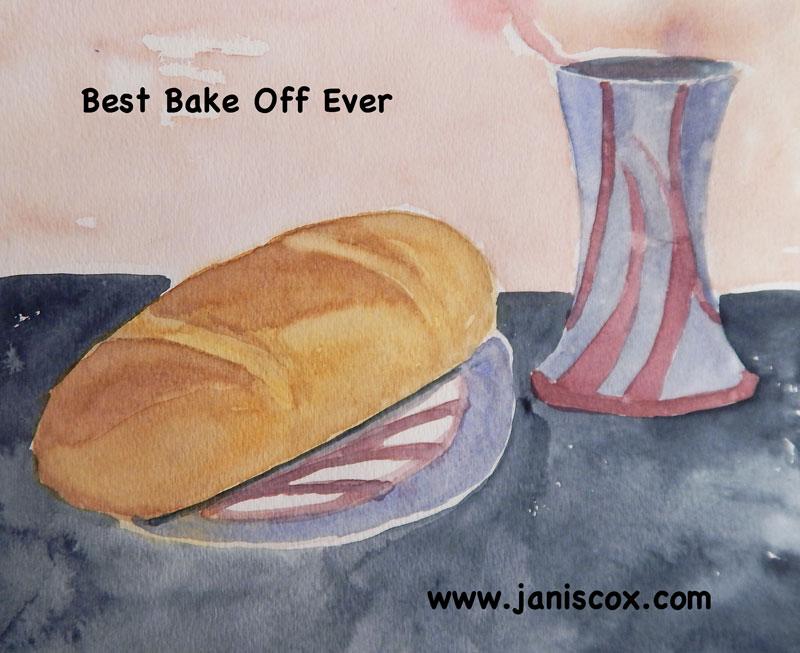 Best Bake Off Ever