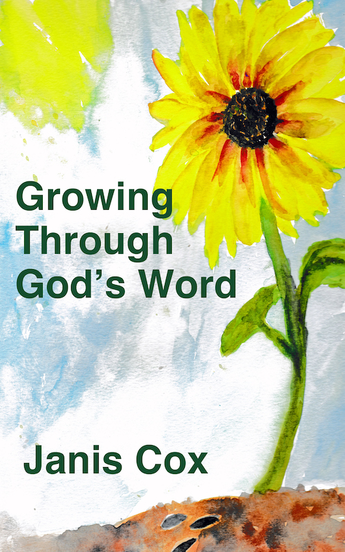 Growing Through God's Word