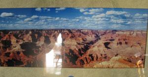 Grand Canyon Reflection