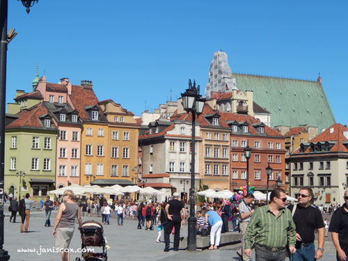 old-Warsaw---reproduction